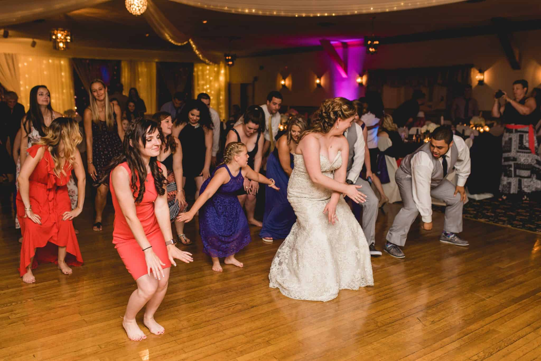 You and your guests will have plenty of room to dance the night away on our beautiful extra large dance floor.